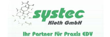 Systec Kloth GmbH Ihr Partner für Praxis EDV